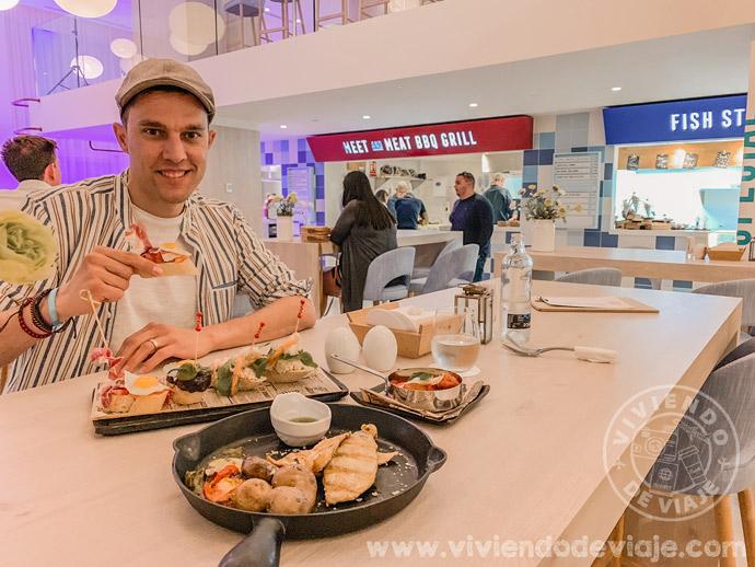 Gourmet Market Iberostar Selection Sábila