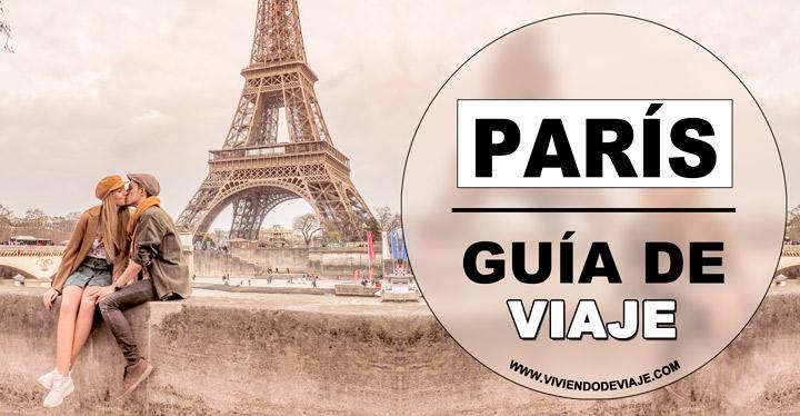 Guía de París completa