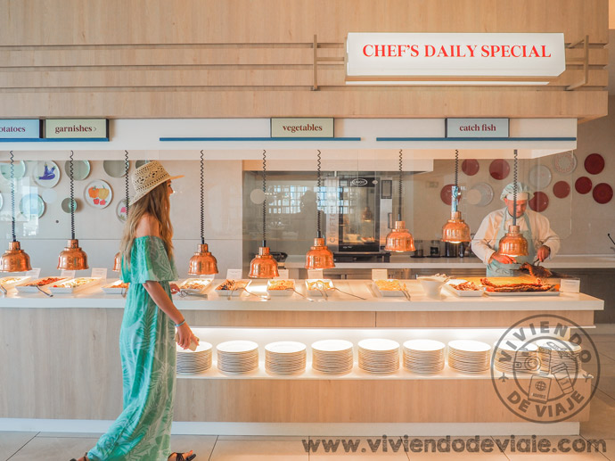 Restaurante buffet - Iberostar Selection Sábila