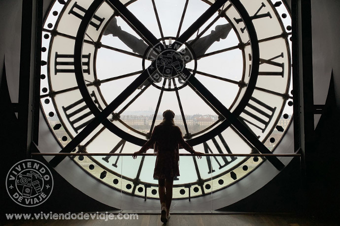 París por libre, museo d'Orsay