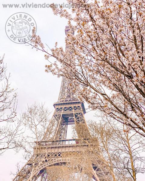 Viaje a París por libre