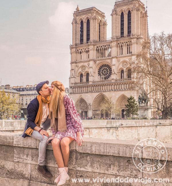 Viaje a París por libre, Notre Dame