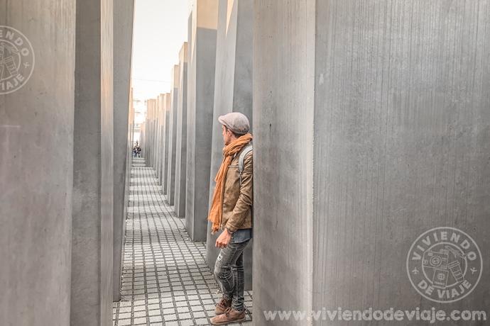 Monumento a los judíos de Europa asesinados, Berlín imprescindibles