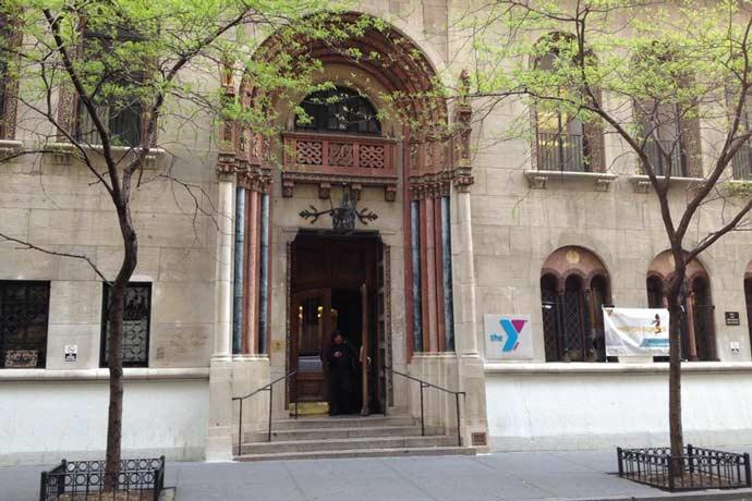 Alojamiento económico en Nueva York, el West Side YMCA