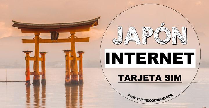 Cómo tener internet en Japón