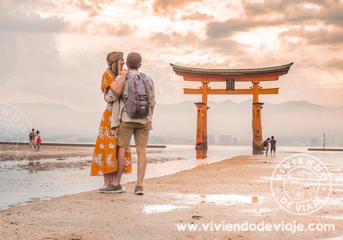 Cómo tener internet en Japón - Isla de Miyajima