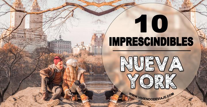 Que visitar en Nueva York, imprescindible