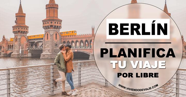 Viaje a Berlín por libre, preparativos