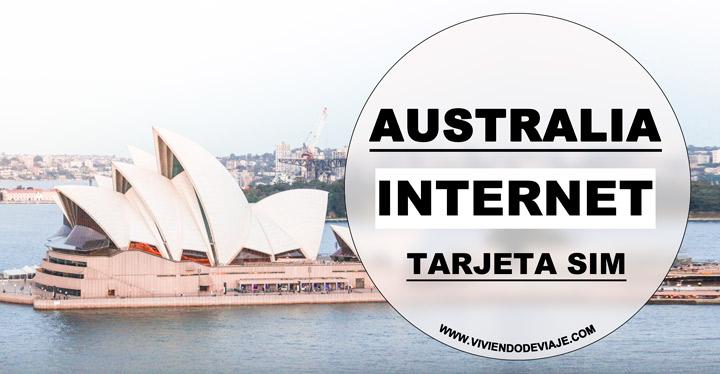 Cómo tener internet en Australia