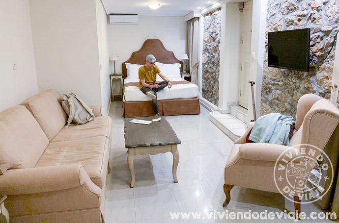 Hotel Home And Poetry en Atenas, viaje por libre