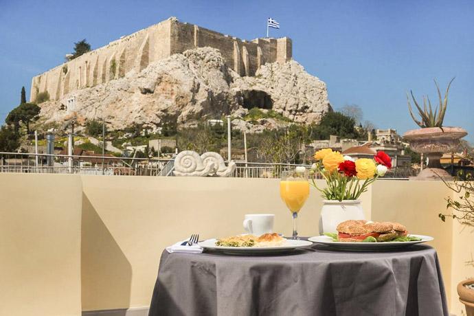 Hotel Home & Poetry en Atenas