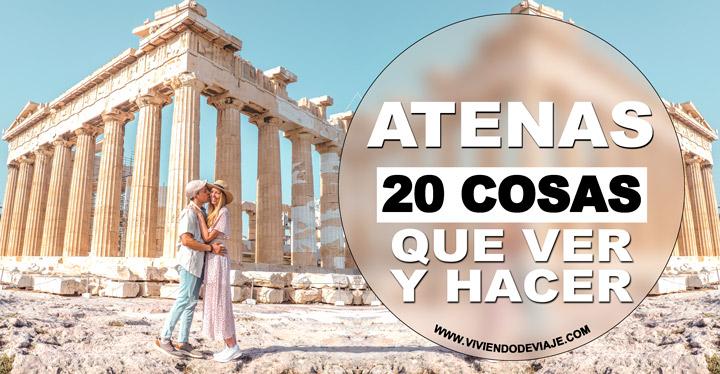 20 cosas que hacer en Atenas