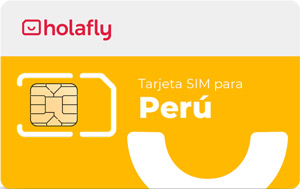 Internet en Perú, tarjeta SIM