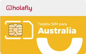 Tarjeta SIM, internet en Australia
