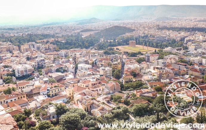 Dónde alojarse en Atenas | Barrio de Plaka