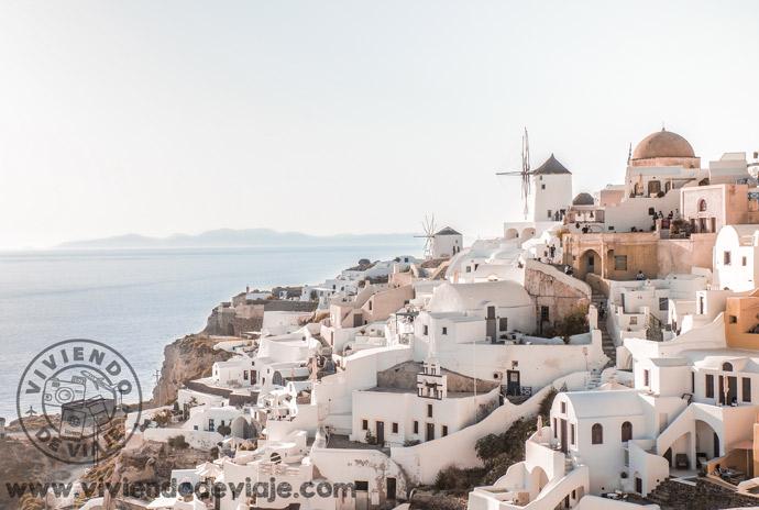 Consejos para viajar a Grecia   Santorini