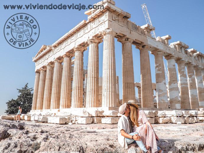 Consejos para viajar a Grecia   Acrópolis de Atenas