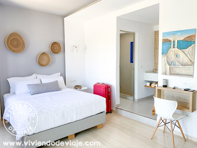 Alojamiento en Santorini