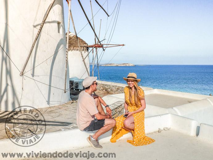 Consejos para viajar a Grecia   Mykonos