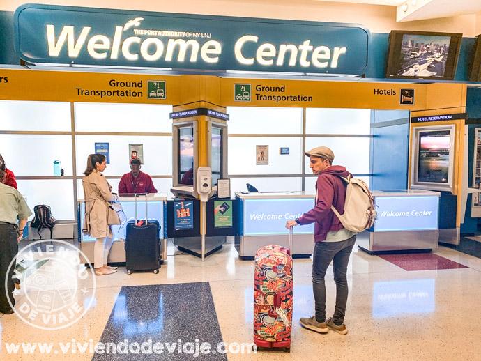 Aeropuerto JFK a Manhattan