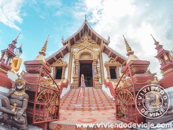 Ruta por Tailandia en 15 días - Chiang Mai