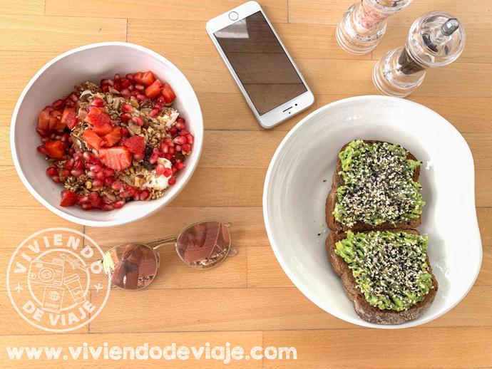 Desayuno/brunch en Mykonos
