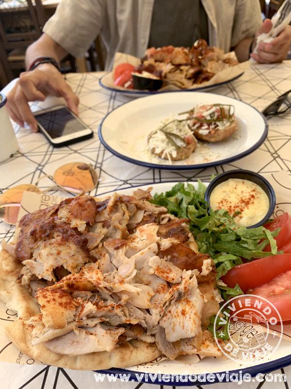 Dónde comer en Atenas - Grecos Project
