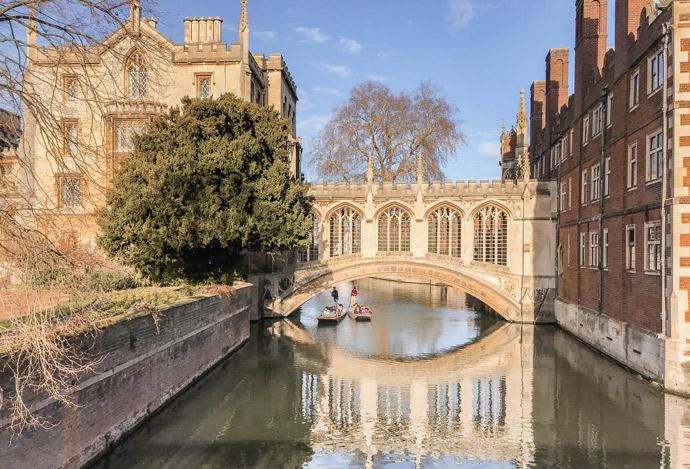 Excursión a Cambridge desde Londres