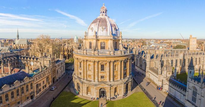 Excursión desde Londres a Oxford