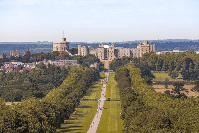 Excursión desde Londres al Castillo de Windsor