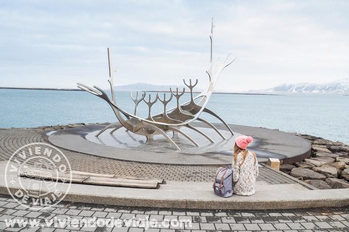 Último día de ruta por Islandia en Reikiavik