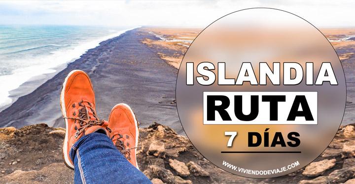 Islandia en 7 días