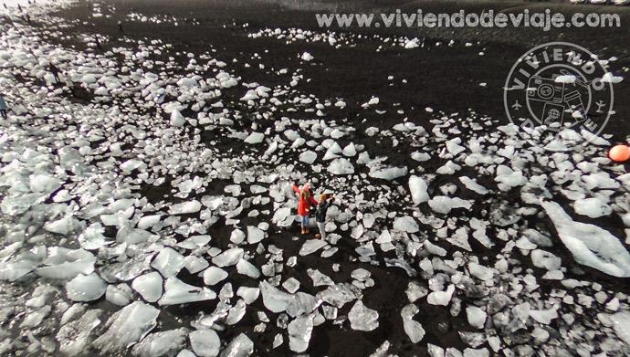 Playa de Diamantes, Islandia en 7 días