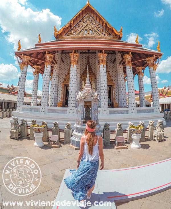 Templo Wat Arun - Tailandia en 15 días