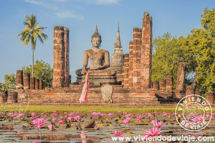 Sukhothai - Ruta por Tailandia