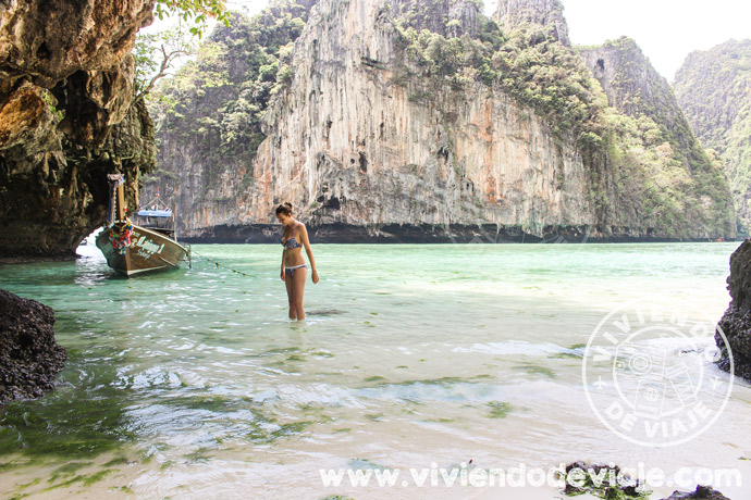 Koh Phi Phi - Tailandia en 15 días