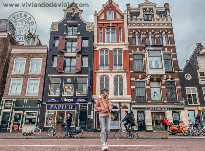 Alojamiento en Ámsterdam barato