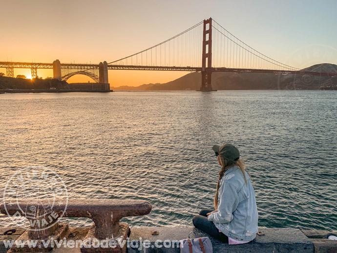 Nuestro lugar preferido para ver el atardecer en San Francisco