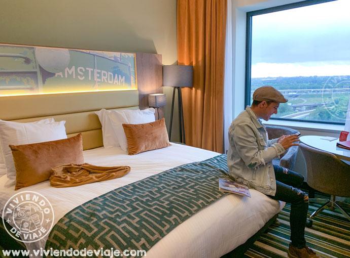 Dónde alojarse en Ámsterdam, Hotel Leonardo Royal
