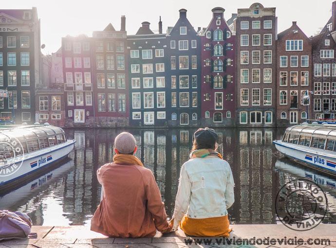 Mejores zonas dónde alojarse en Ámsterdam, cerca de la Estación Central