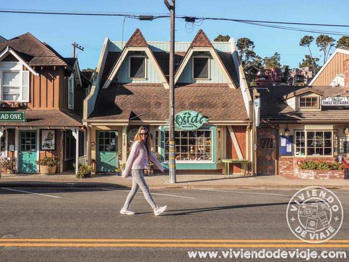 Ruta de Los Angeles a San Francisco - Cayucos