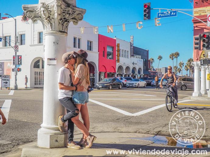 Viaje a la Costa Oeste de Estados Unidos | Venice Beach