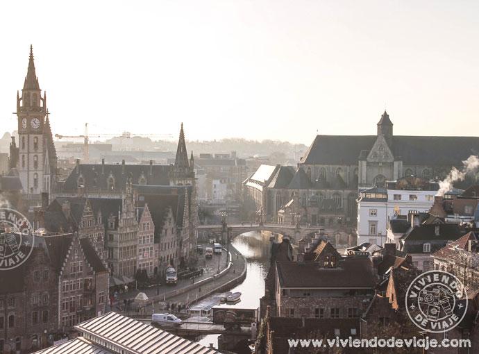 Excursión a Gante desde Ámsterdam