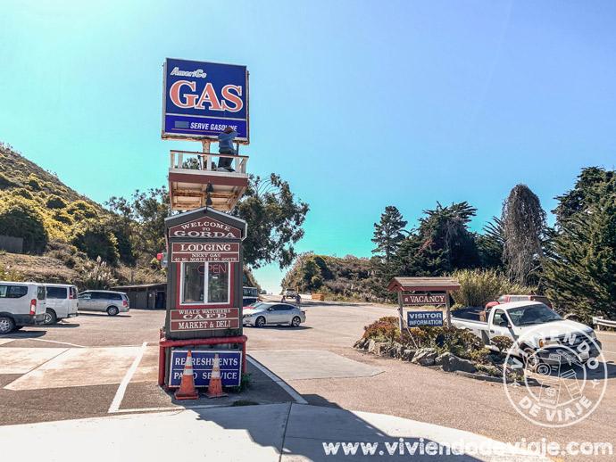 De Los Angeles a San Francisco por el Big Sur - Gorda
