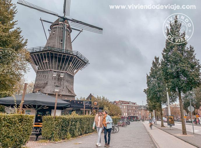 Molino Gooyer, Ámsterdam