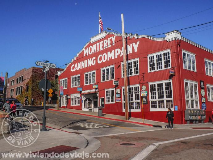 Ruta de LA a San Francisco - Monterey