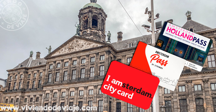 I Amsterdam City Card y otros pases turísticos de Ámsterdam