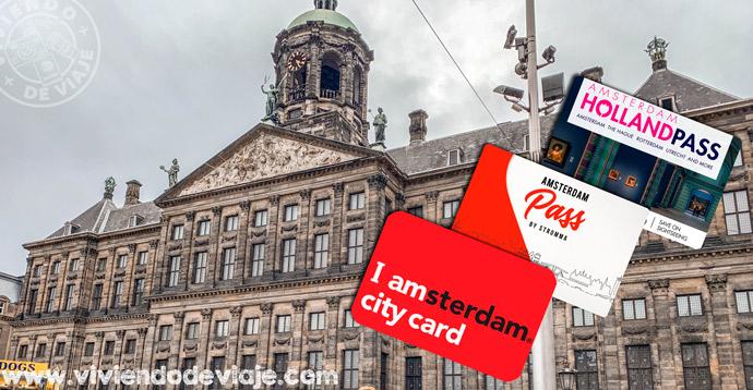 Tarjetas turísticas - Guía de viaje a Ámsterdam