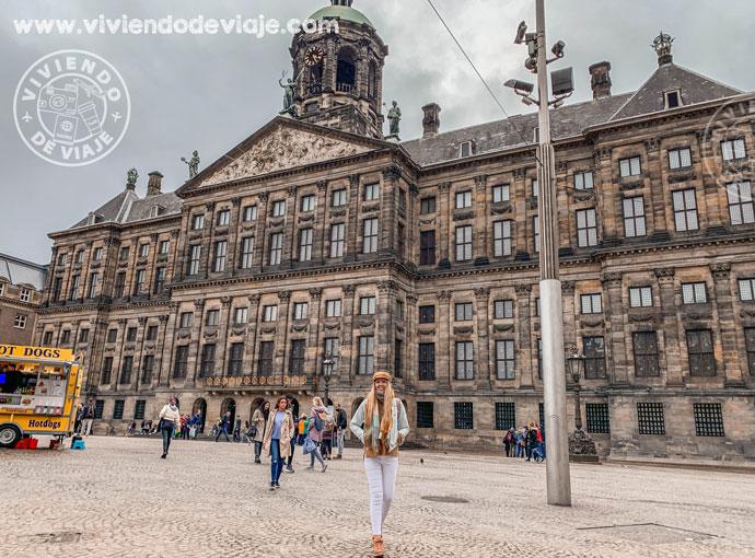 Ámsterdam en 3 días | Plaza Dam