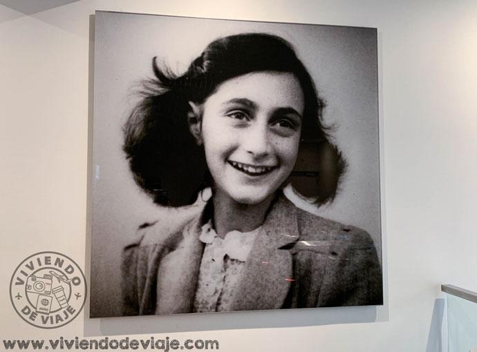 Casa museo de Ana Frank, visita en Ámsterdam 100% recomendable